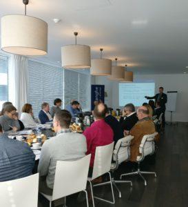 Kim Bronselaer presenteert hervorming vennootschapsbelasting